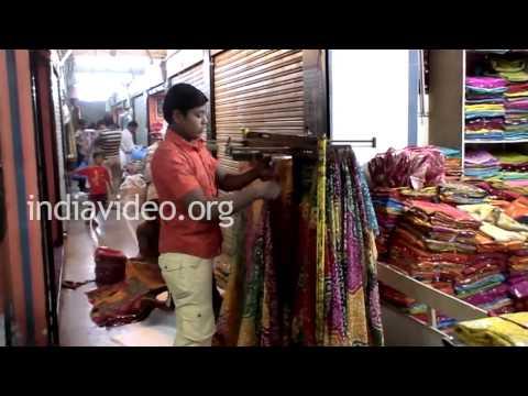 Textile Market, Surat, Gujarat