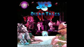 Yes 1974 Detroit (audio only) Ocean Tales PRRP-013