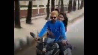 Crazy Love   Afran Nisho   Tanjin Tisha    Bangla New Natok 2019  Shooting Scene
