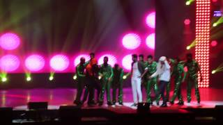 Fusion 2015 concert san francisco Prabhu deva performance