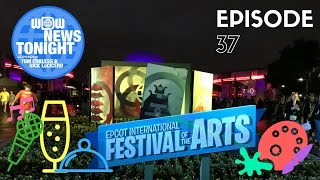 WDW News Tonight #37 (1/18/17) - Epcot Festival of the Arts Review, The Price is Right, ETC.