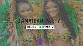 Dancehall Riddim Instrumental Beat - JAMAICAN PARTY [Prod.By Zahiem Beats] Aug 2017
