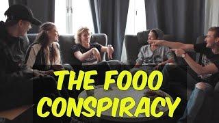 The Fooo Conspiracy om ny singel + tester norske ord! 🇳🇴 II Musikklivet