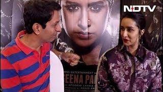 It Was Surreal To See Saina Nehwal Train: Shraddha Kapoor