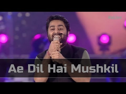 Xxx Mp4 Ae Dil Hai Mushkil MTV India Tour Arijit Singh Live 3gp Sex