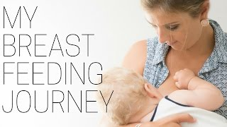 MOM | My Breastfeeding Story (Sports Bras, Supplements, Pain + More)