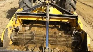 Stone Remover for Farming