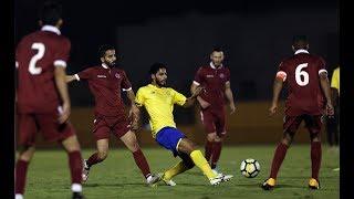 ملخص مباراة النصر والفيصلي  | مباراة ودية - ملعب الأمير عبدالرحمن بن سعود