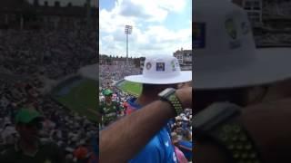 India VS PAKISTAN 2017 Fight on stadium