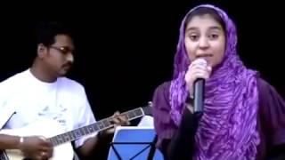 Asarmulla manam veeshum,,,,by shelja shaji Mappila Song