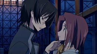 Lelouch x Kallen Moments (DUB)