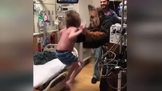 Doctor Dressed as Chewbacca Delivers Good News to Teen With Heart Defects