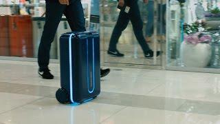 Amazing Travelmate Robotics Suitcase
