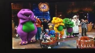 Barney 12 dias de natal em espanhol DVD