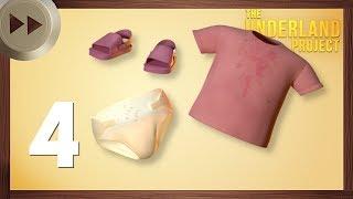 Clothes for Boots   PART 4   BLENDER TIMELAPSE