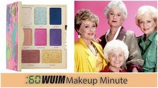 Tarte #REMIXNatural Is HERE! + Golden Girls Themed Palette! OMG!   Makeup Minute