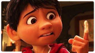 COCO International Trailer (2017) Disney Pixar Animated Movie HD