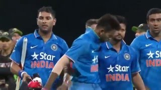 Yuvi and Raina finishes things off..India vs Australia 3rd T20 Match-Clean Sweep