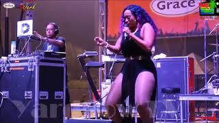 Alison Hinds Performing LIVE at the Atlanta Jerk Festival 2017 Full HD VID