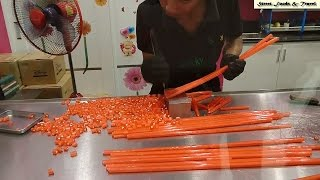 How to Make Handmade Candy | Hand made Candy - Sticky Traditional hand made candy #32