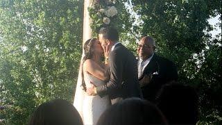 HE GOT MARRIED!!
