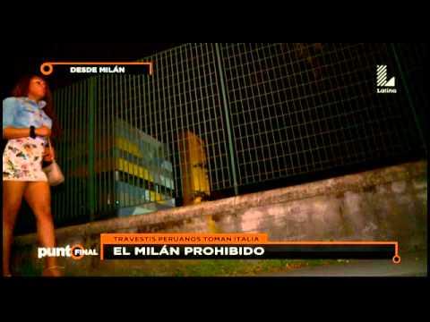 Xxx Mp4 El Milán Prohibido Travestis Peruanos Toman Italia 3gp Sex