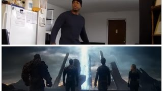 Fantastic Four | Official Teaser Trailer [HD] | REACTION!!!