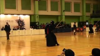 2016香港大会準決勝(SEMI)ASIA KENDO CLUB S VS  ASIA KENDO CLUB A