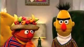 Sesame Street - Is Ernie Bert's best friend?
