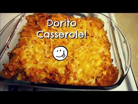 How I Make My Dorito Casserole