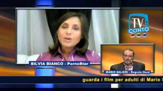 Silvia Bianco - Intervista con Mario Salieri - Conto TV (2012)