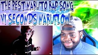 VI Seconds - Naruflow (The Best Naruto Rap Song) REACTION!!