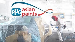 PPG Asain Paints - Corporate film makers