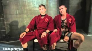Master Nick Moretti and slave dante
