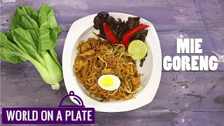 How to make Mie Goreng | World on a Plate | Manorama Online Recipe