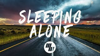 VAVO - Sleeping Alone (Lyrics / Lyric Video)