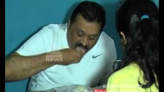 Suresh Gopi Visit Aruvikkara മട്ടന്സൂപ്പ് കഴിക്കാന് സുരേഷ്ഗോപിഎത്തി