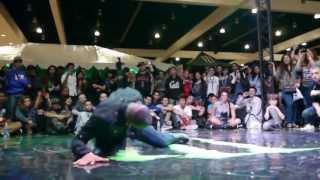 Bboy Neguin and Zeshen WORLD OF DANCE 2013