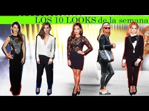 Eva Longoria, Sea Michele, Emma Watson, Ashley Benson ... outfits muy muy sexys