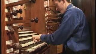 Bach - Toccata fugue BWV 565 - PJ Schoen - Orgue Moucherel - Albi