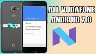 Vodafone 610 Smart N8 Frp Bypass Google Account Android 7.0