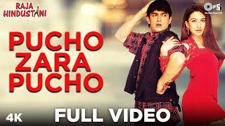 Pucho Zara Pucho - Raja Hindustani  Aamir Khan amp Karisma Kapoor  Kumar Sanu amp Alka Yagnik