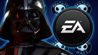 BATTLEFRONT 2 controversy costs EA $3 Billion in lost stock!