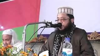 হযরত মাওলানা হাফেজ নেছার উদ্দিন নেছারি।নুর নবী নুর নাকি মাটি ব্যাখা।Hafez Nesar uddin nesari.