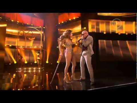 Jennifer Lopez  (feat Pitbull)  2011 American Music Awards