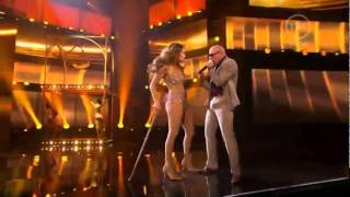 Jennifer Lopez  (feat Pitbull)  2011 American Music Awards