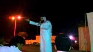 الشيخ خالد الرياعي مع الشباب في جازان