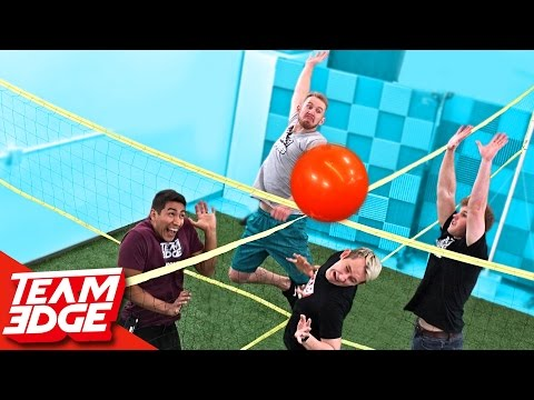 Four Square Volleyball Challenge
