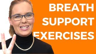 Breath Support Exercises: 2 Easy Exercises to Improve Breath Control for Singing