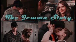 The Jemma Story cont. in season 5 (Jesus and Emma from the Fosters)